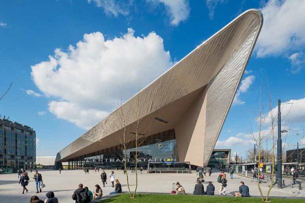 The Wall Street Journal roept Rotterdam uit tot coolste stad